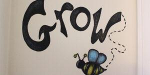 Grow mural