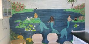 Cape Cod Pediatrics kids waiting room