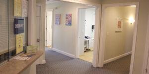 Cape Cod Pediatrics Reception