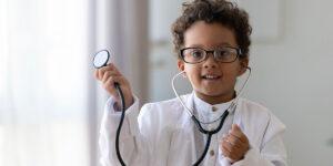 kid stethoscope